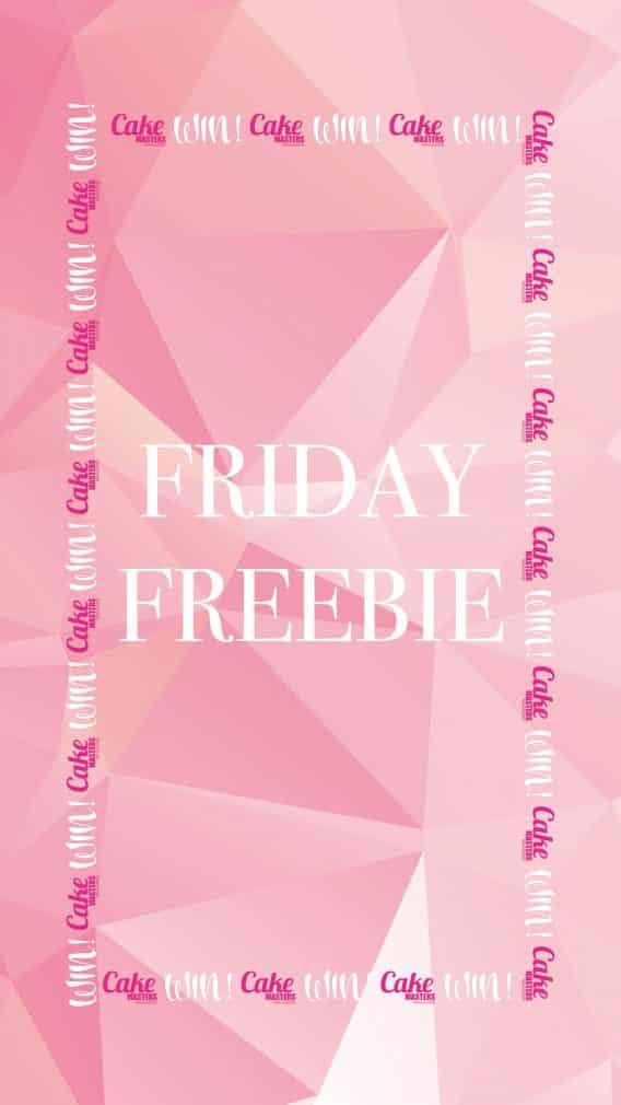 April 2020 Friday Freebies