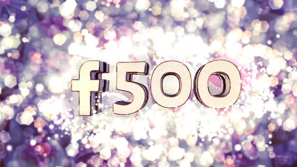 Facebook 500