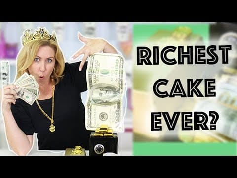 IS THIS THE RICHEST CAKE EVER? How to make...