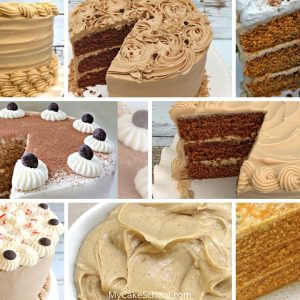 Sharing our Favorite Coffee Flavored Cakes and Frostings