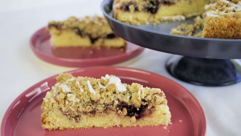 The Ultimate Blackberry Crumb Cake Recipe