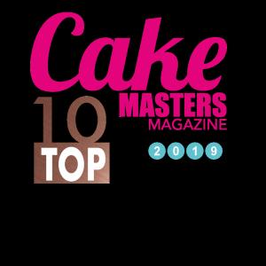 Top Ten UK Cake Artists 2019