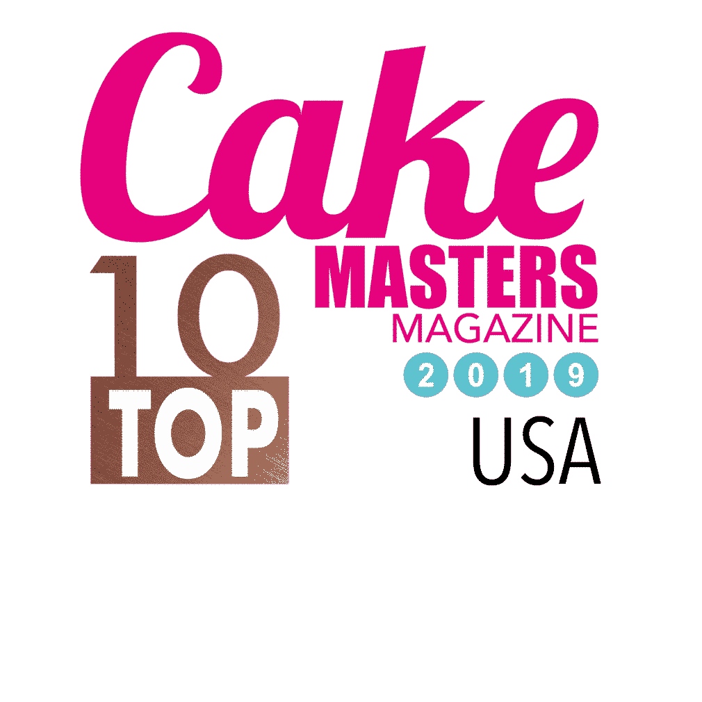 Top Ten USA Cake Artists 2019