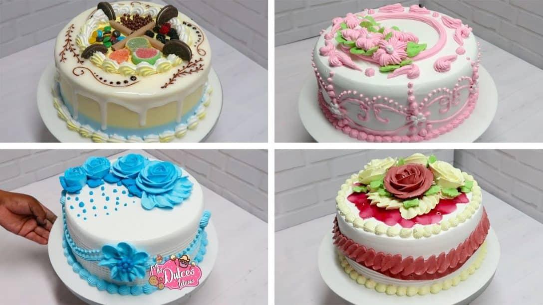 4 Fun & Creative Cake Decorating...