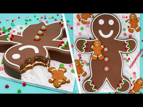BIGGEST Gingerbread Man In The World?? |...