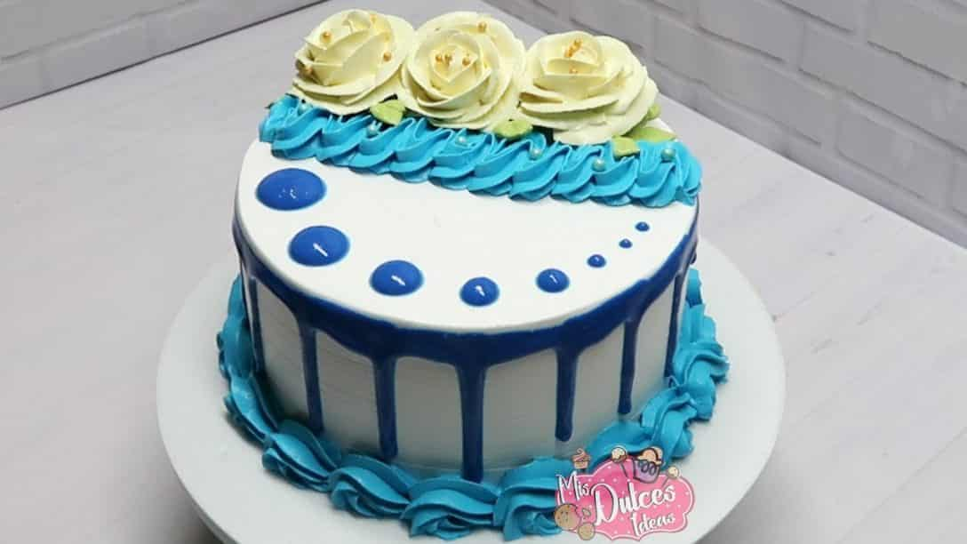 Cake decorating ideas easy so yummy Decoracao...