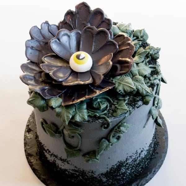Chocolate Eyeball Flower