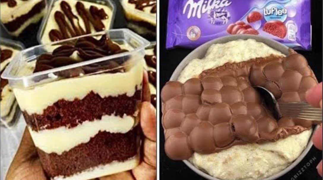 Easy Chocolate Cake Decorating Ideas | Yummy...