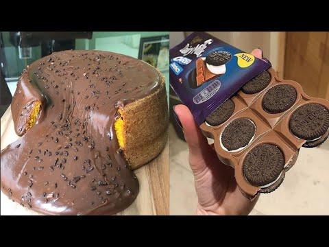 How To Make Chocolate Cake Decorating...