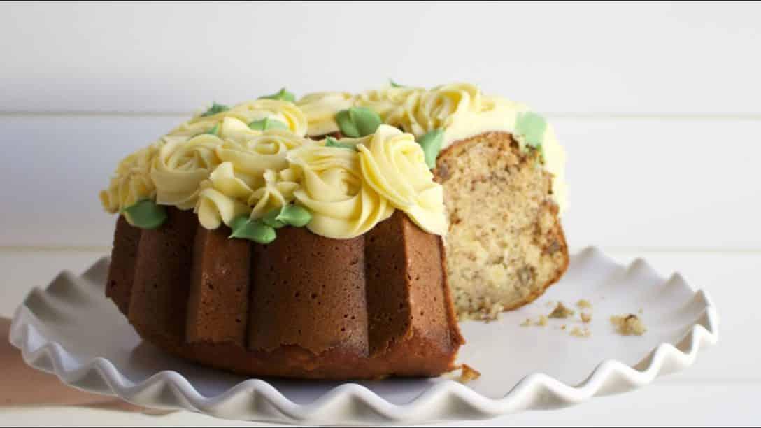 Hummingbird Cake Recipe with Cream Cheese...