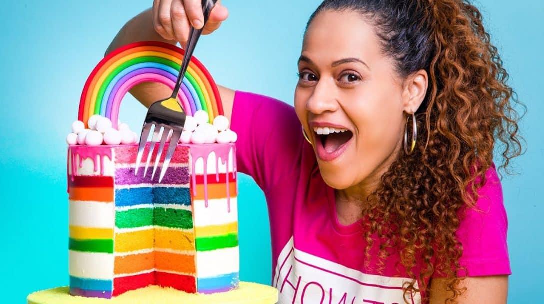 ULTIMATE Rainbow Drip Cake! | How To Cake It...