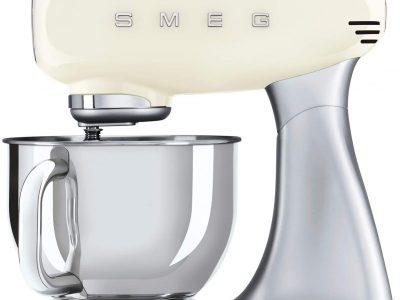 Smeg Stand Mixer - Cream - SMF02CRUK