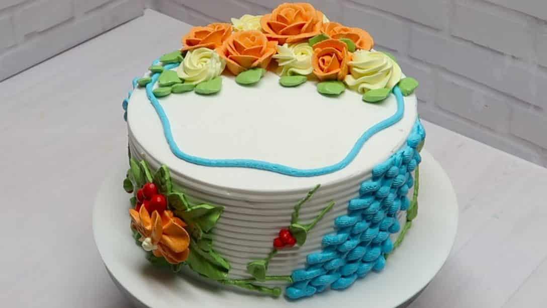 Decoracion de tortas sencillas y bonitas,...