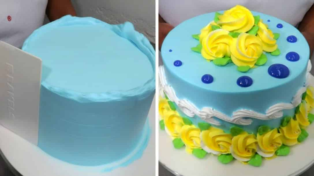 Easy & Quick Cake Decorating Tutorials...