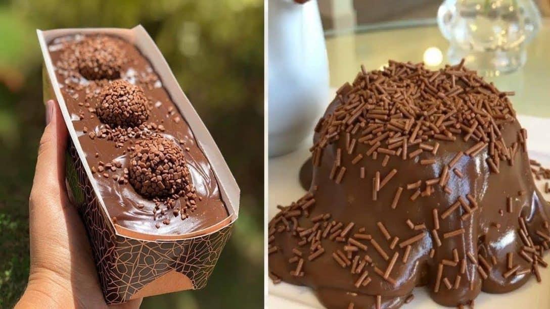 So Yummy Chocolate Cake Decorating Ideas |...