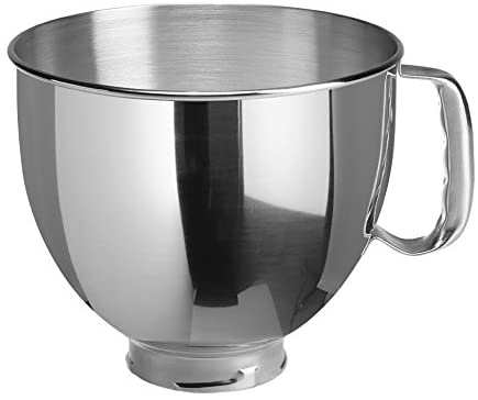 KitchenAid UK 5KSM95PSBCU Stand Mixer - Silver