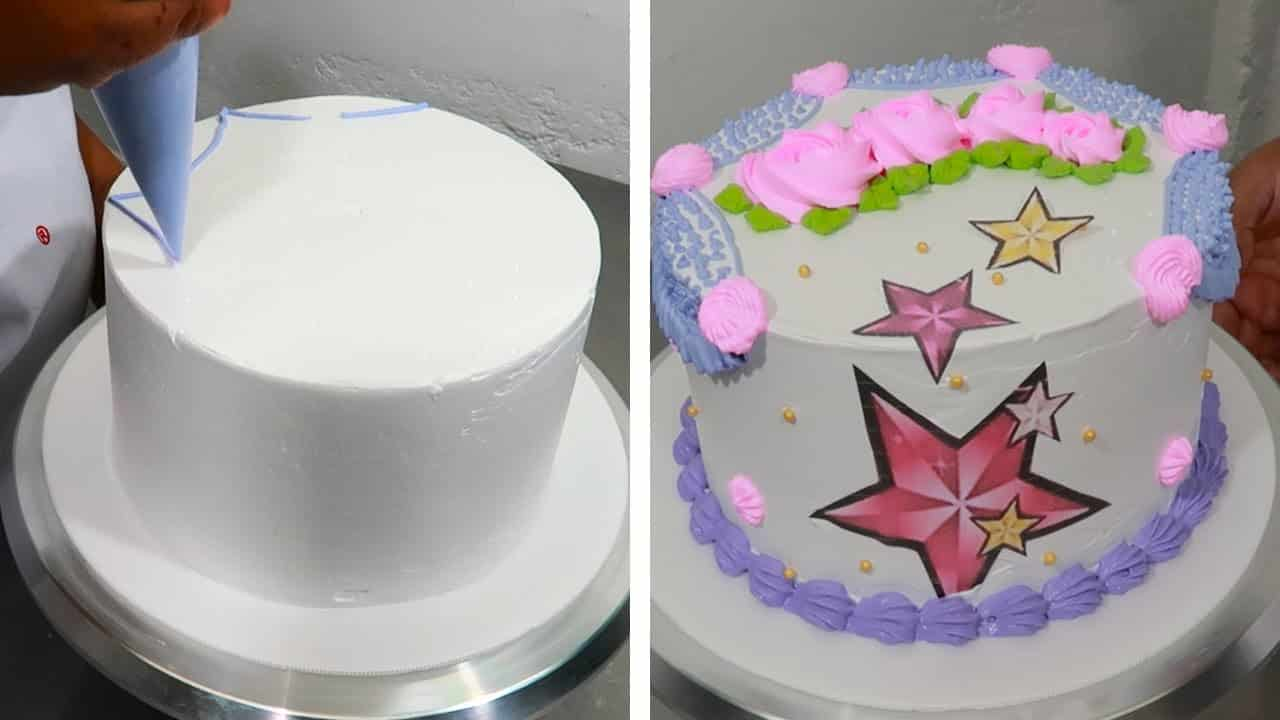 Best Homemade Cake Decorating Ideas for...