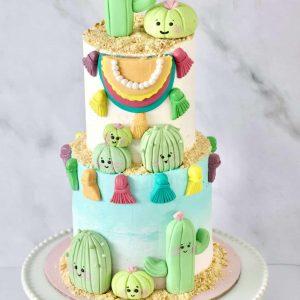 Cactus Summer Fiesta