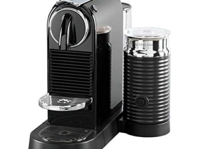 Nespresso 11317 Coffee CitiZ Machine Black 0