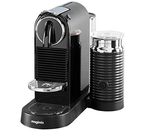 Nespresso 11317 Coffee CitiZ Machine Black 0