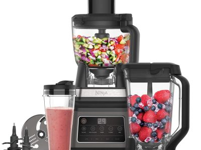 Ninja 3-in-1 Food Processor