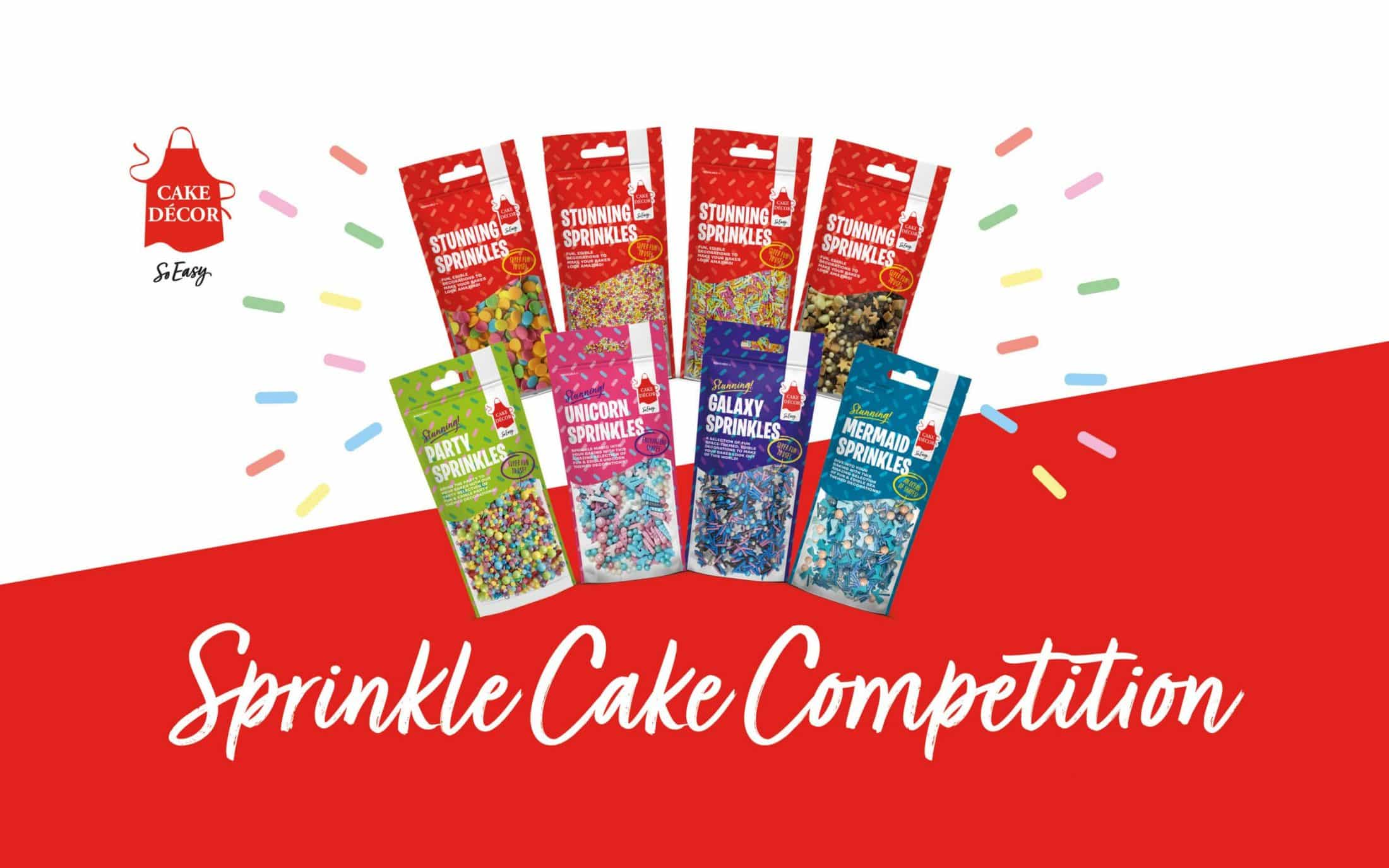 Sprinkle Cake Competition!