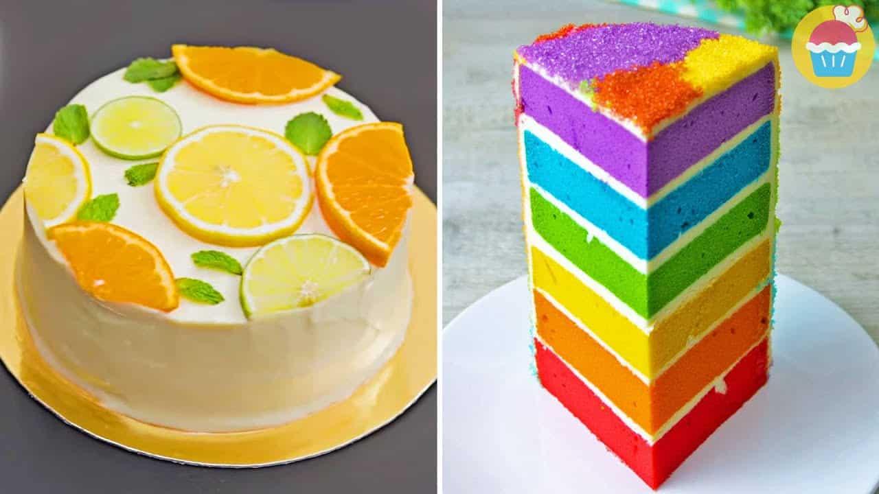 5+ Creative Cake Decorating Ideas Like a Pro...
