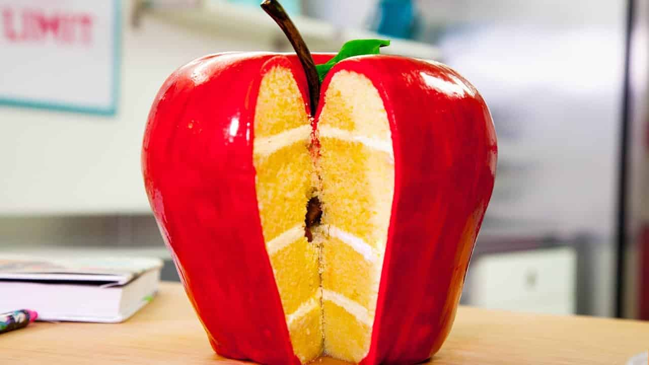 Giant Apple Cake