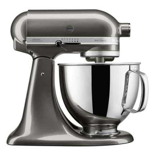 KitchenAid Artisan Mixer 125 Liquid Graphite 5 Year KitchenAid Warranty 0 0