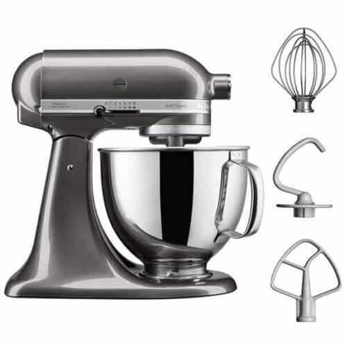 KitchenAid Artisan Mixer 125 Liquid Graphite 5 Year KitchenAid Warranty 0