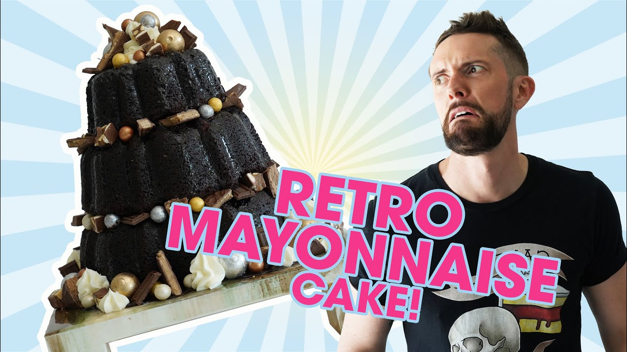 YOU'VE BEEN DESSERTED - Retro Mayonnaise...