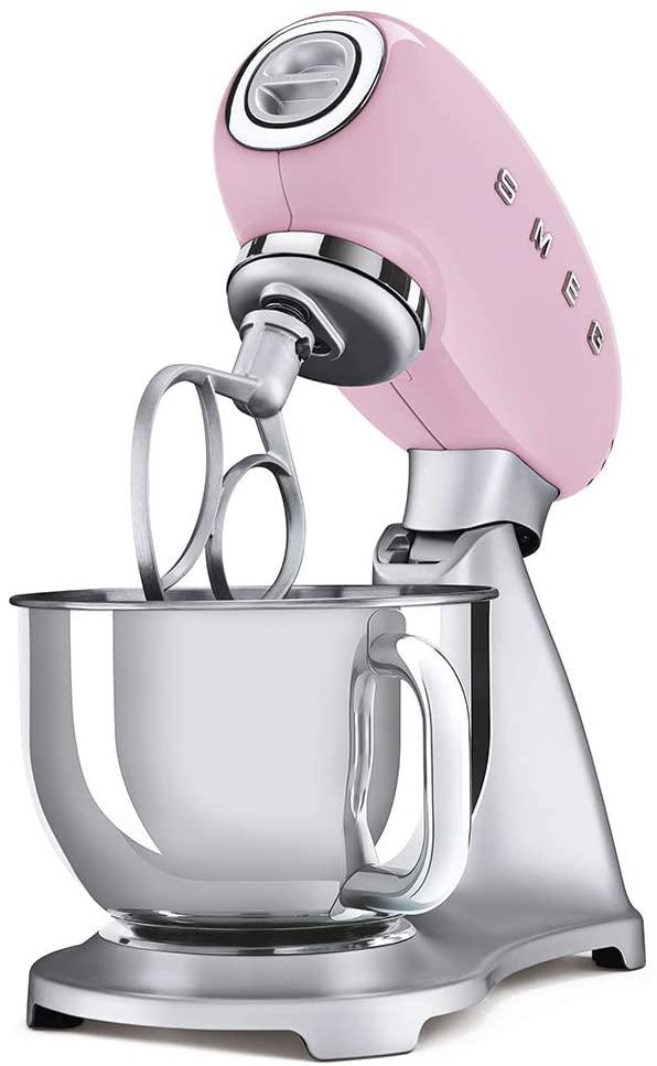 Smeg SMF02PKUK Stand Mixer - Pink