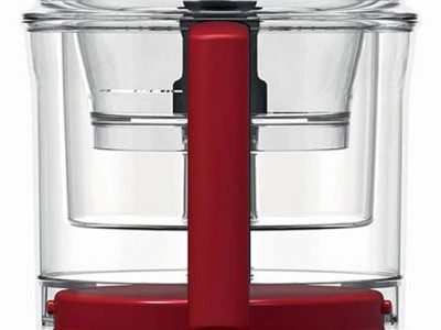 Magimix 5200XL Premium Food Processor - Red