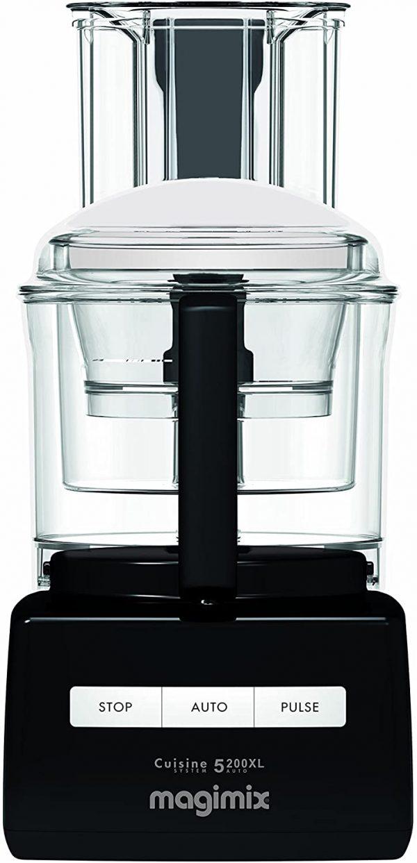 Magimix 5200XL Food Processor - Black