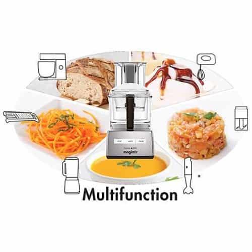 Magimix 5200XL Food Processor Red 0 1