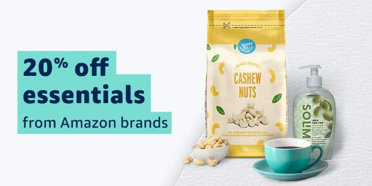 20% Off Essentials