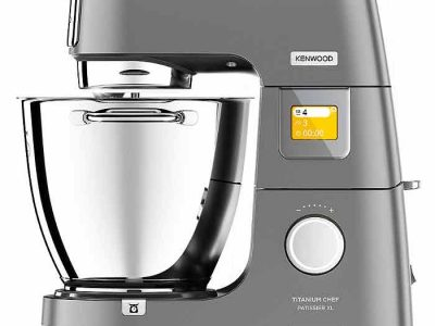 Kenwood Chef Titanium Patissier XL