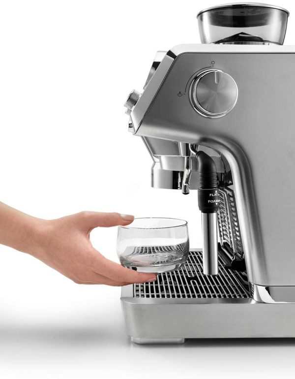 DeLonghi La Specialista Coffee Machine 10