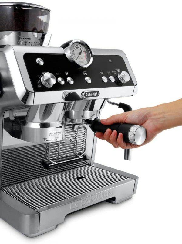 DeLonghi La Specialista Coffee Machine 12
