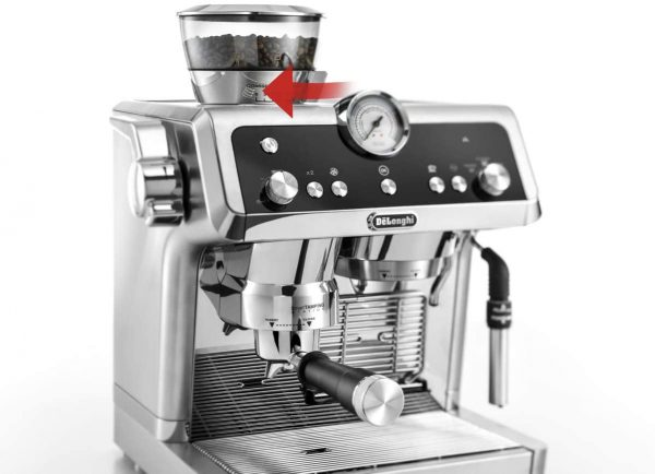 DeLonghi La Specialista Coffee Machine 14