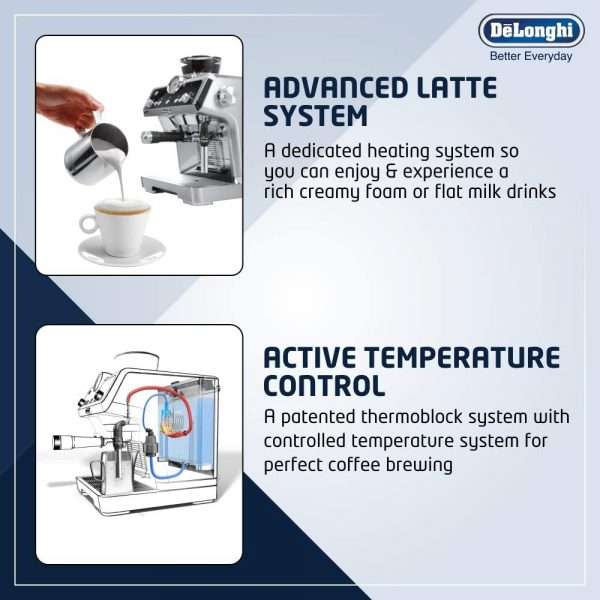 DeLonghi La Specialista Coffee Machine 2