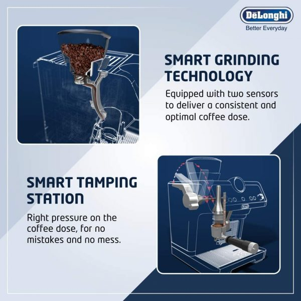 DeLonghi La Specialista Coffee Machine 3