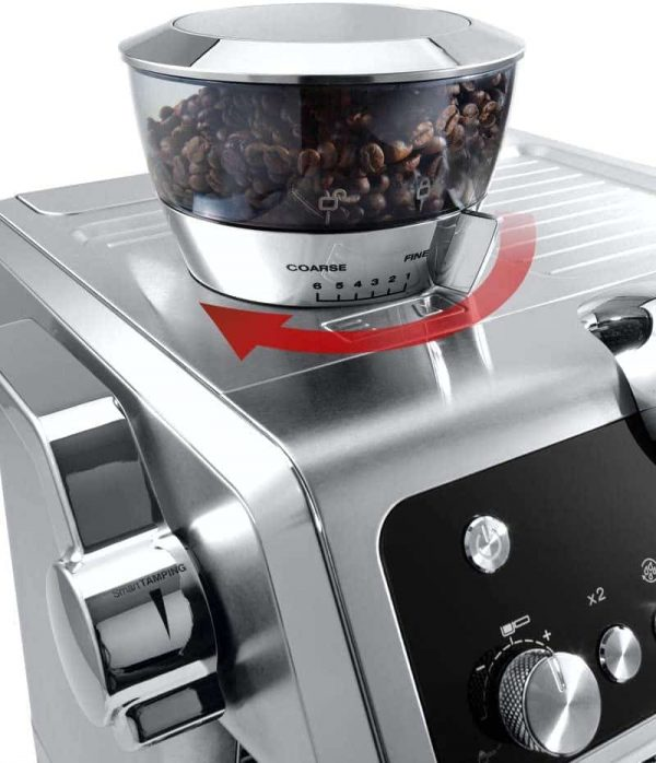 DeLonghi La Specialista Coffee Machine 9