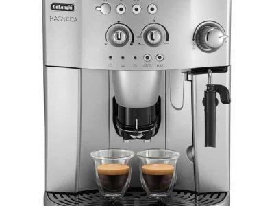 De'Longhi Magnifica Coffee Machine - Silver