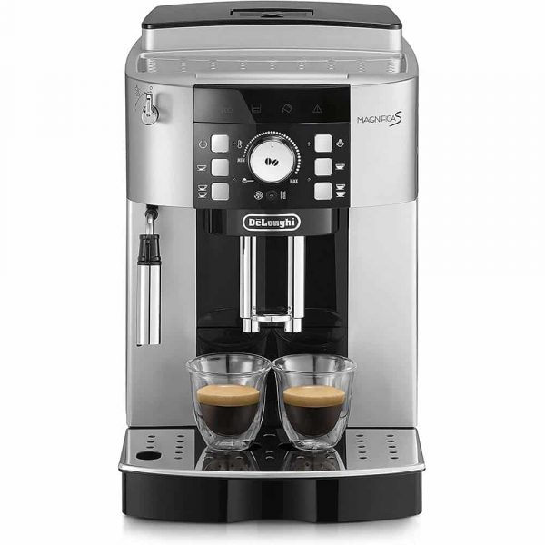 De'Longhi Magnifica S - Silver Coffee Machine