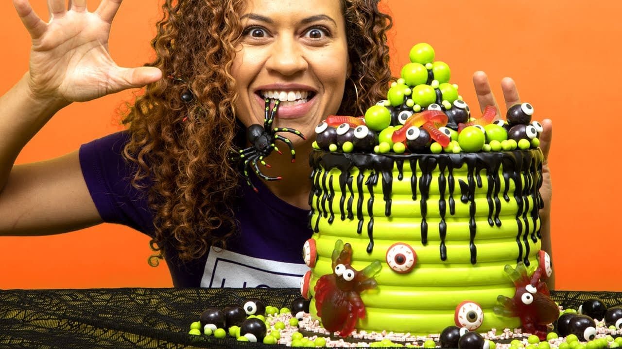 The Ultimate Halloween Cake