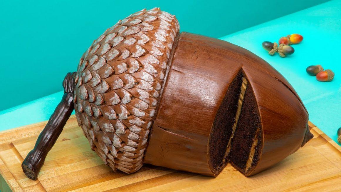 Acorn Cake