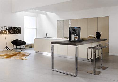 DeLonghi Eletta Fully Automatic Bean to Cup Coffee Machine Cappuccino and Espresso Maker ECAM 44660B Black 0 0