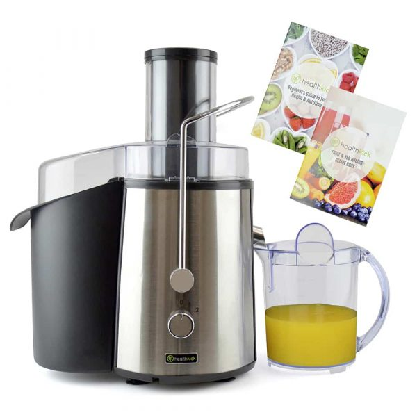 vHealth Kick Fruit & Veg Juice Extractor