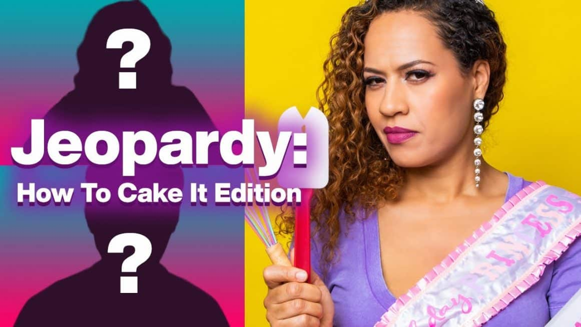 Jeopardy How To Cake It Edition